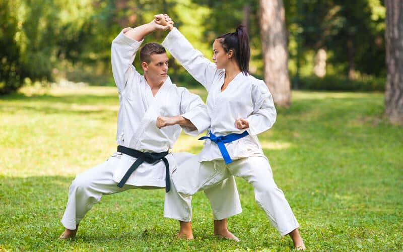 Martial Arts Lessons for Adults in Boscobel WI - Outside Martial Arts Training