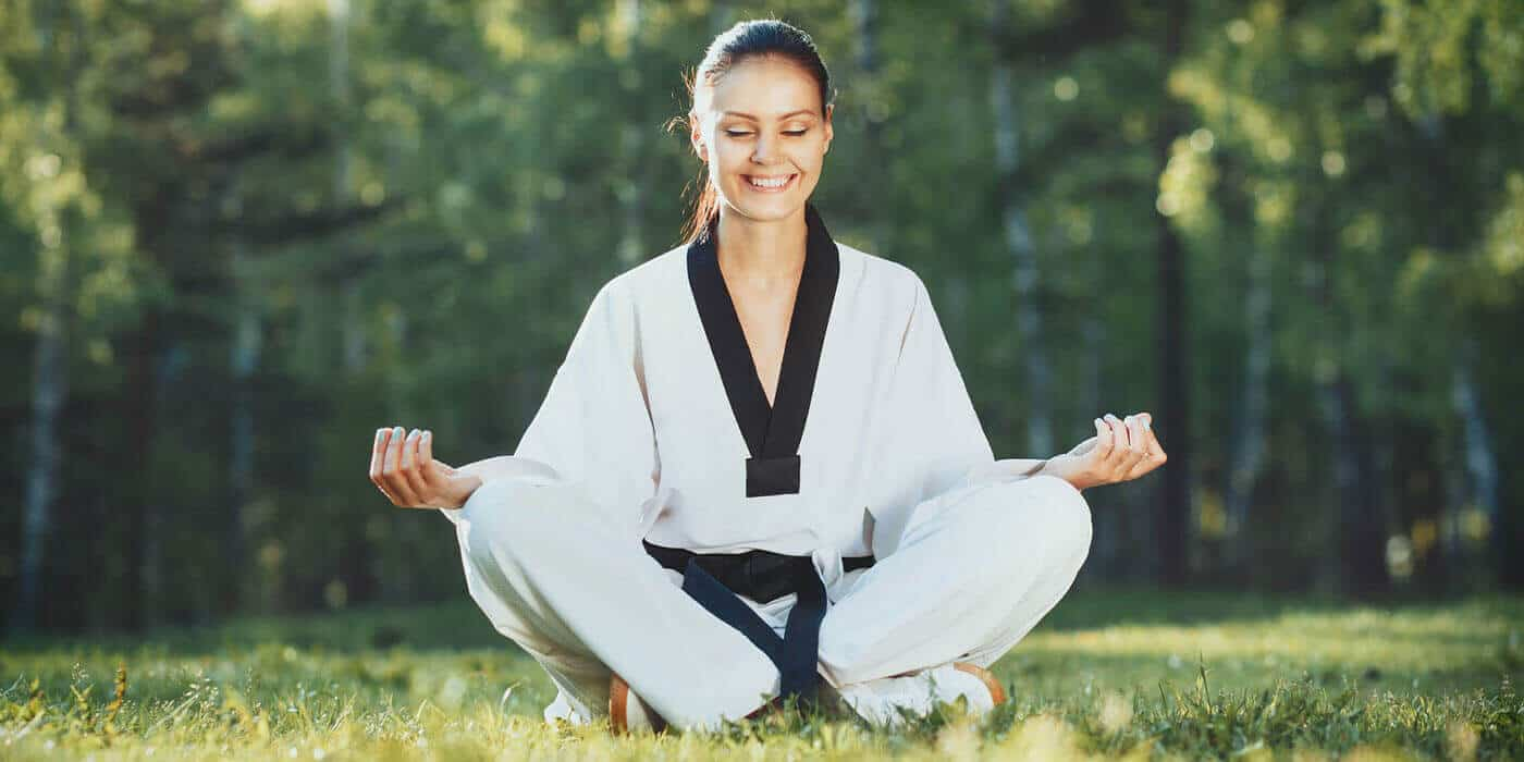 Mental Aspects of Martial Arts Training