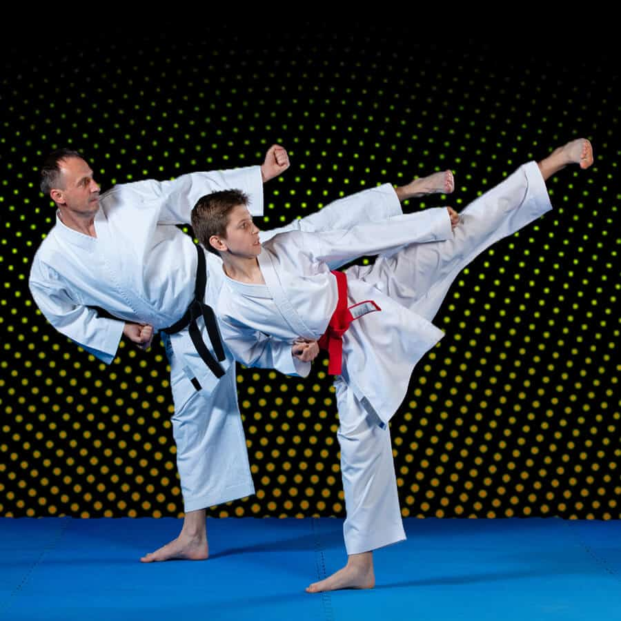 Martial Arts is the Best Family Activity