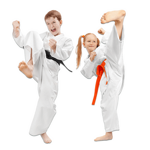 Martial Arts Lessons for Kids in Boscobel WI - Kicks High Kicking Together