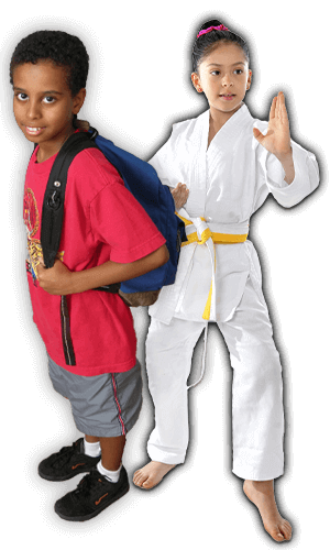After School Martial Arts Lessons for Kids in Boscobel WI - Backpack Kids Banner Page