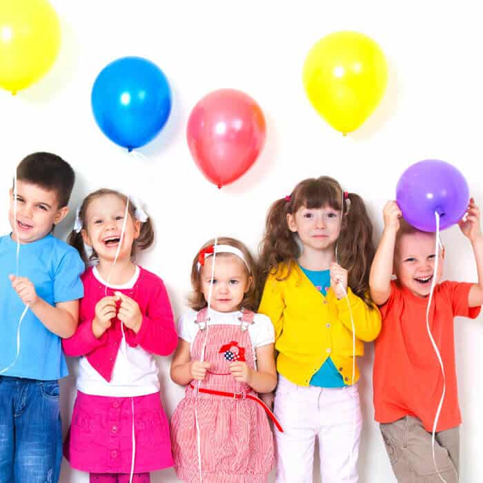Martial Arts Birthday Party for Kids in Boscobel WI - Birthday Balloon Kids