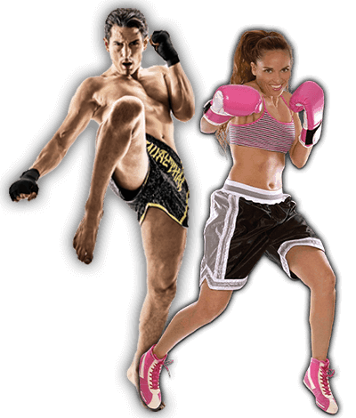 Fitness Kickboxing Lessons for Adults in Boscobel WI - Kickboxing Men and Women Banner Page