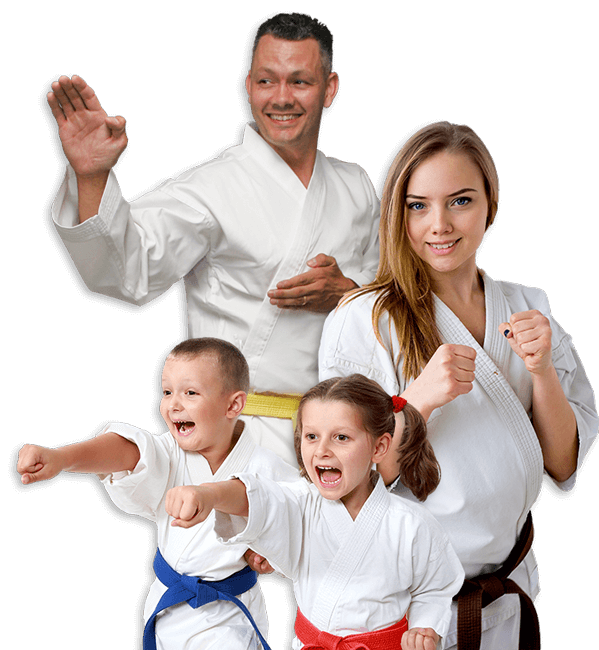 Martial Arts Lessons for Kids in Boscobel WI - Kids Adults Group Martial Arts Home Banner